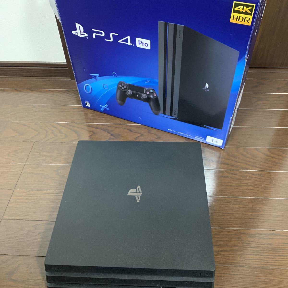 PS4 Pro ジェット・ブラック