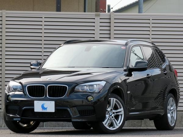 「BMW X1 xDrive20i Mスポーツ 1オーナー/機関良好/禁煙美車/車検R3年9月【Mスポーツ18AW&エアロ/SDナビ/地デジTV/USB/BT/Bカメラ/ETC/HID】」の画像1