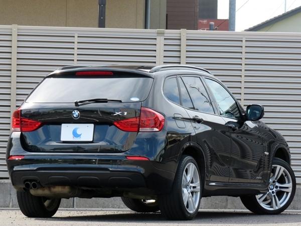 「BMW X1 xDrive20i Mスポーツ 1オーナー/機関良好/禁煙美車/車検R3年9月【Mスポーツ18AW&エアロ/SDナビ/地デジTV/USB/BT/Bカメラ/ETC/HID】」の画像2