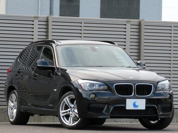 「BMW X1 xDrive20i Mスポーツ 1オーナー/機関良好/禁煙美車/車検R3年9月【Mスポーツ18AW&エアロ/SDナビ/地デジTV/USB/BT/Bカメラ/ETC/HID】」の画像3