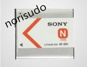 純正 新品 SONY WX5C W570 W570D W530 W510 W520 W610 W620 W630 用バッテリー NP-BN1 # 630mah