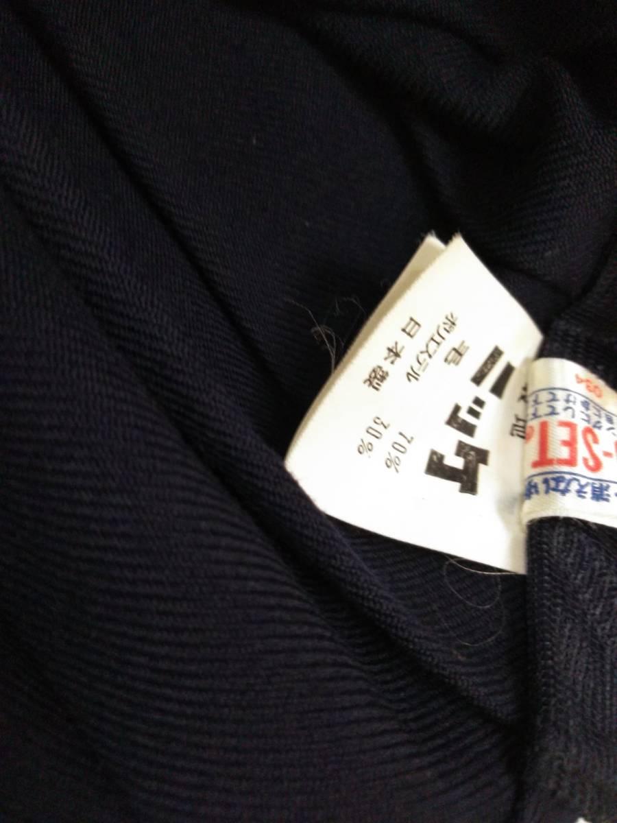 コスプレ衣装 冬服 スクールスカート 女子制服 プリーツ 紺 中古 中学 高校_画像4