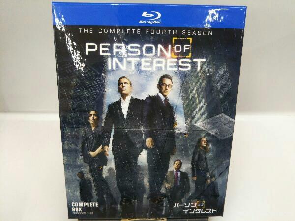 パーソン・オブ・インタレスト<フォース・シーズン>コンプリート・ボックス(Blu-ray Disc)_画像1