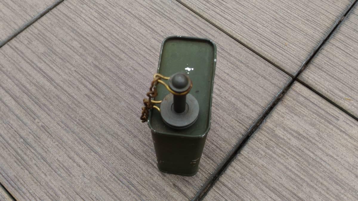 WW2 米軍 機関銃用 油缶 オイル缶 オイラー 実物_画像4