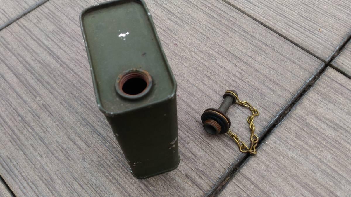 WW2 米軍 機関銃用 油缶 オイル缶 オイラー 実物_画像5