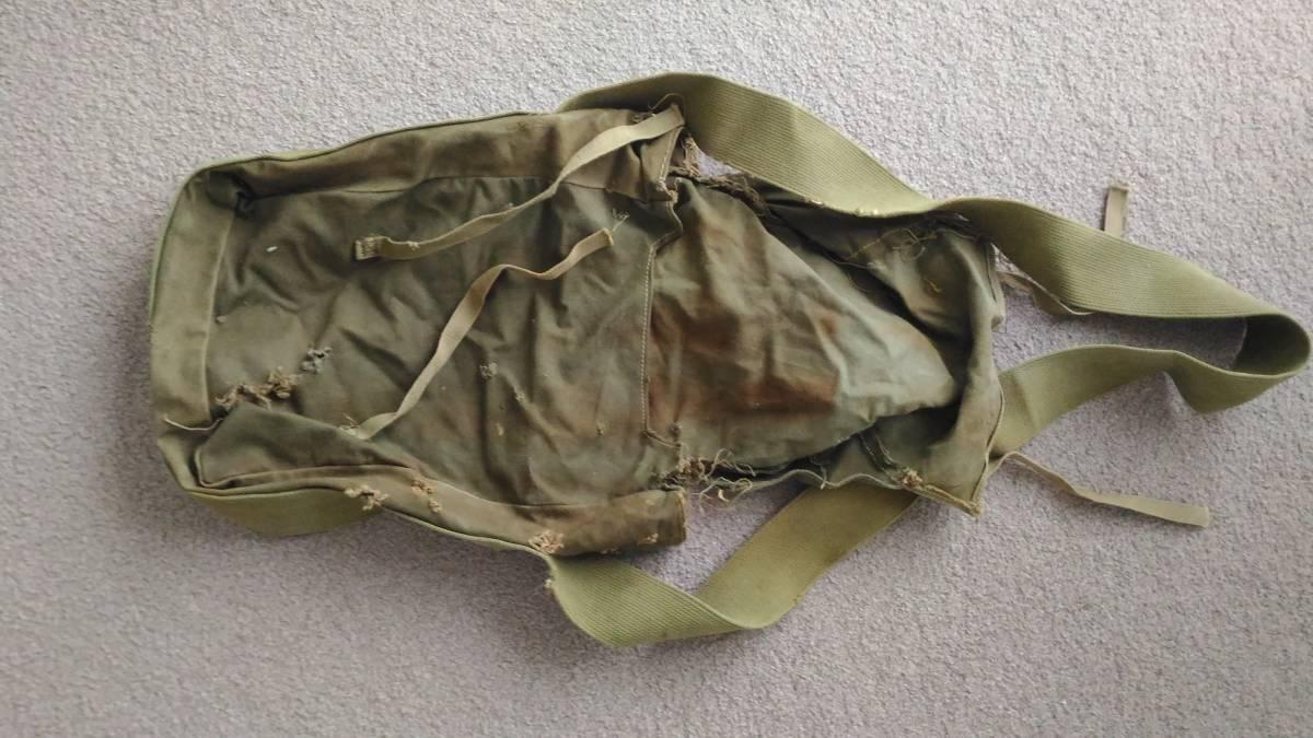 WW2 米軍 デモバック 爆薬梱包袋 ハバーサック M1/M2/M3用_画像2