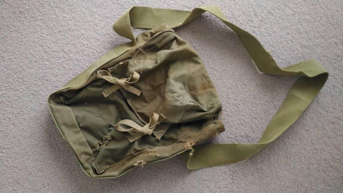 WW2 米軍 デモバック 爆薬梱包袋 ハバーサック M1/M2/M3用_画像1