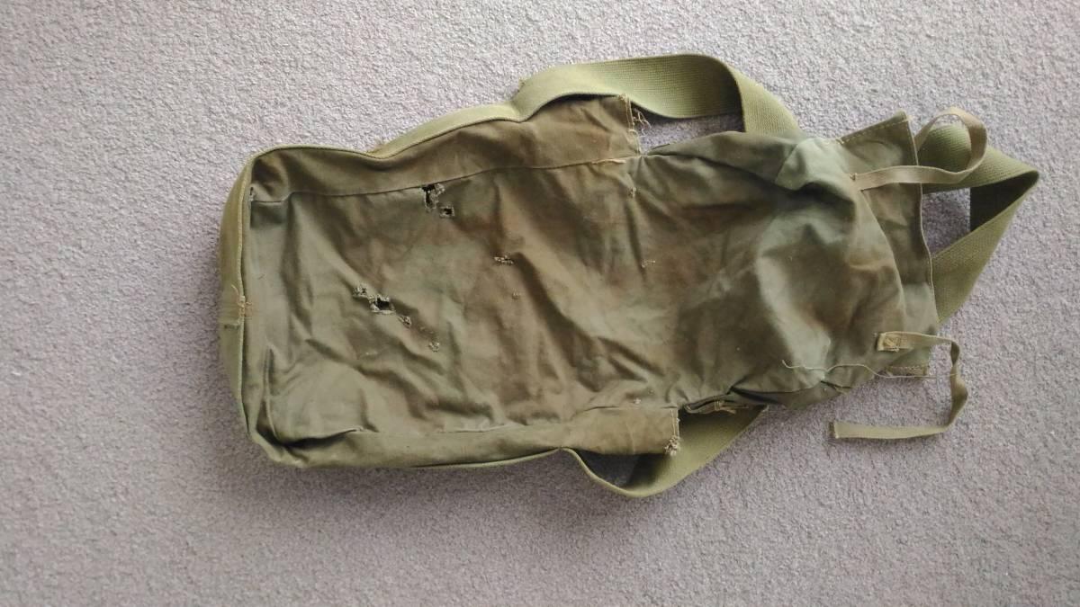 WW2 米軍 デモバック 爆薬梱包袋 ハバーサック M1/M2/M3用_画像3