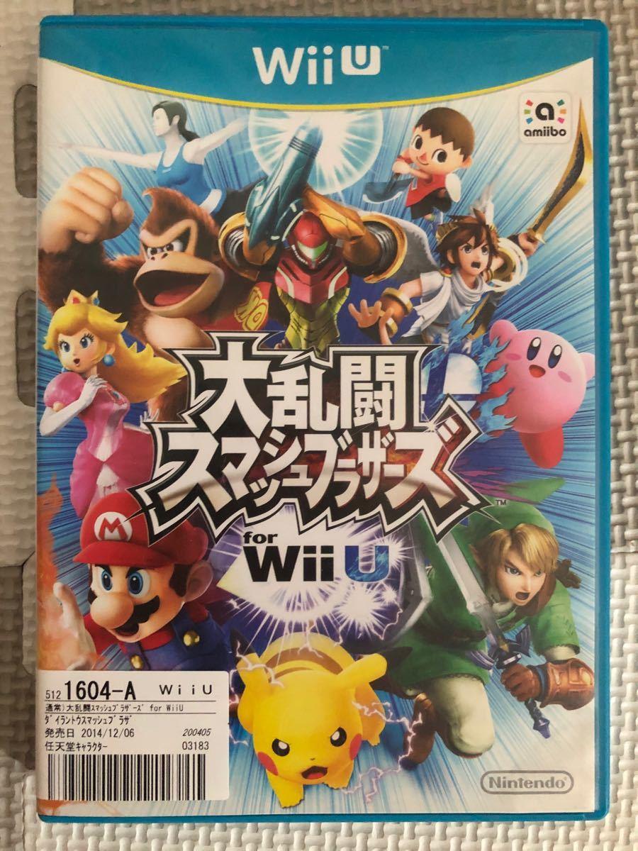 大乱闘スマッシュブラザーズfor Wii U ソフト スマブラ WiiUソフト