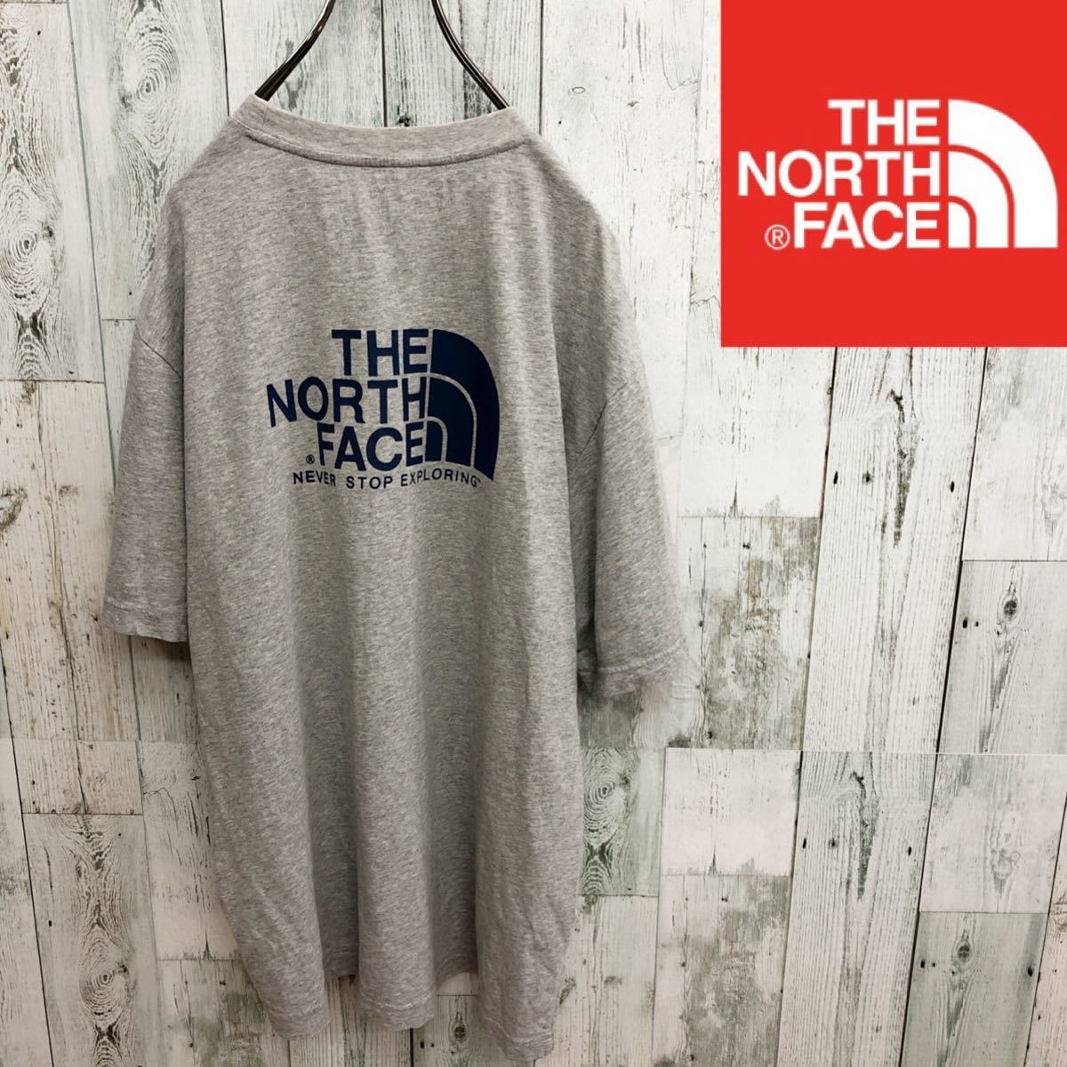 THE NORTH FACE ロゴTシャツ