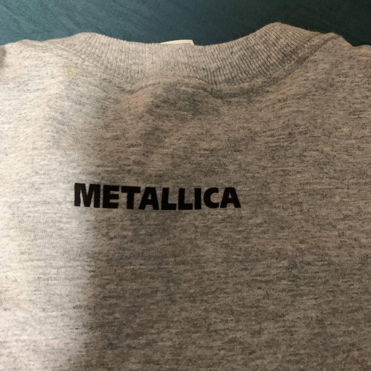 メタリカ S&M 非売品 Tシャツ_画像5