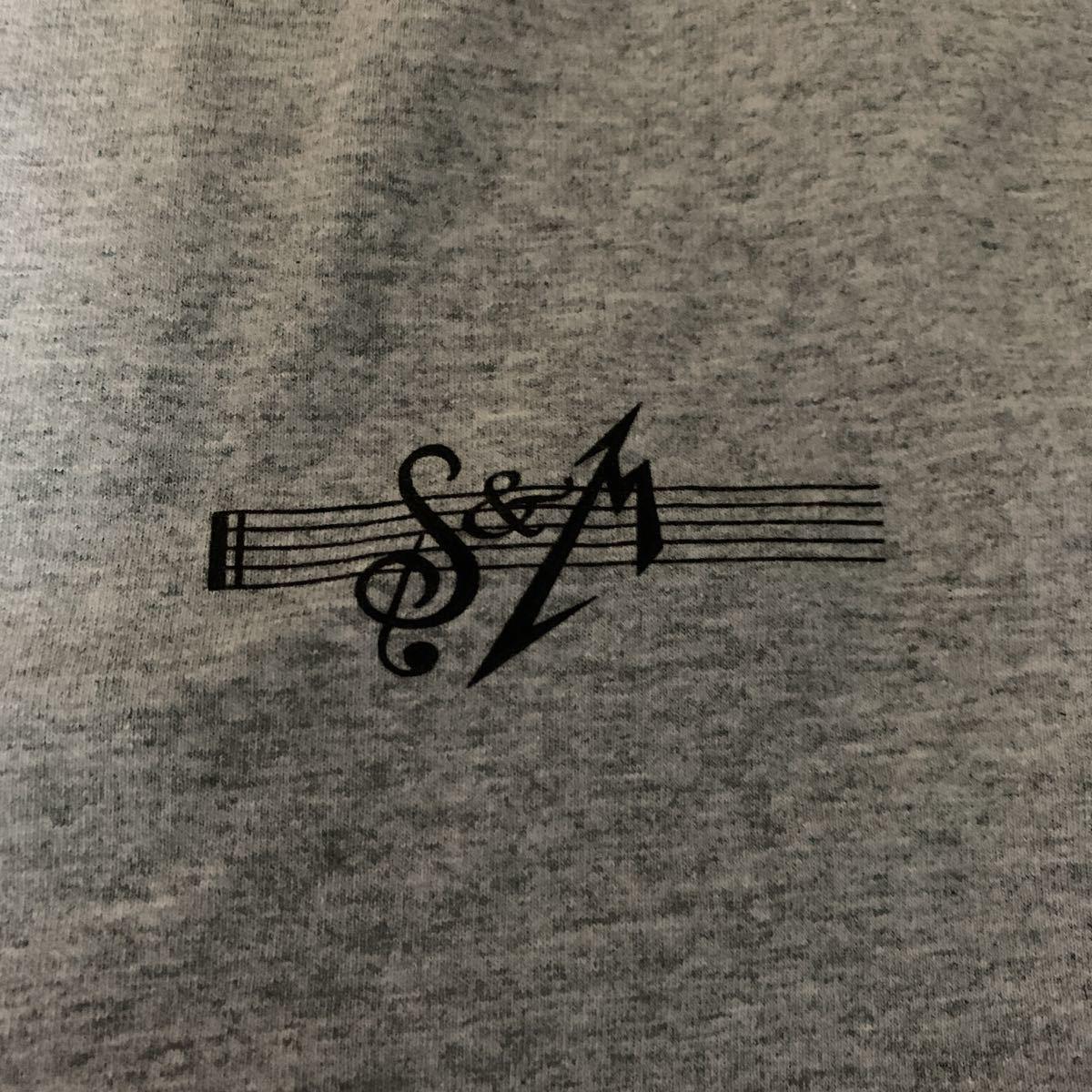 メタリカ S&M 非売品 Tシャツ_画像4