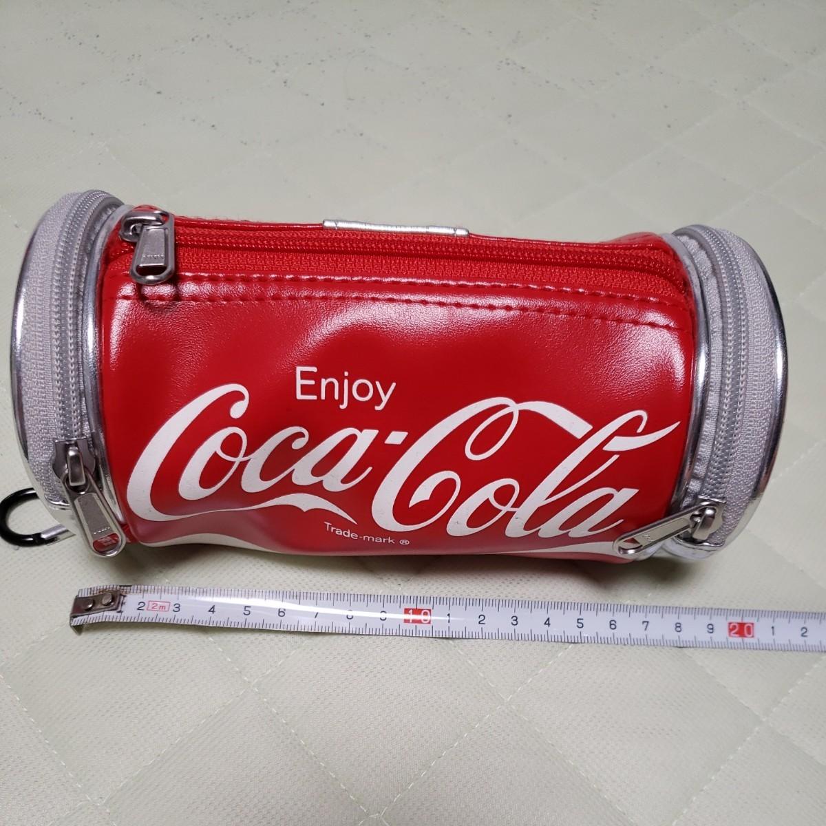 ポーチ BEAMS GOLF / 別注 COCA-COLA 缶ポーチ
