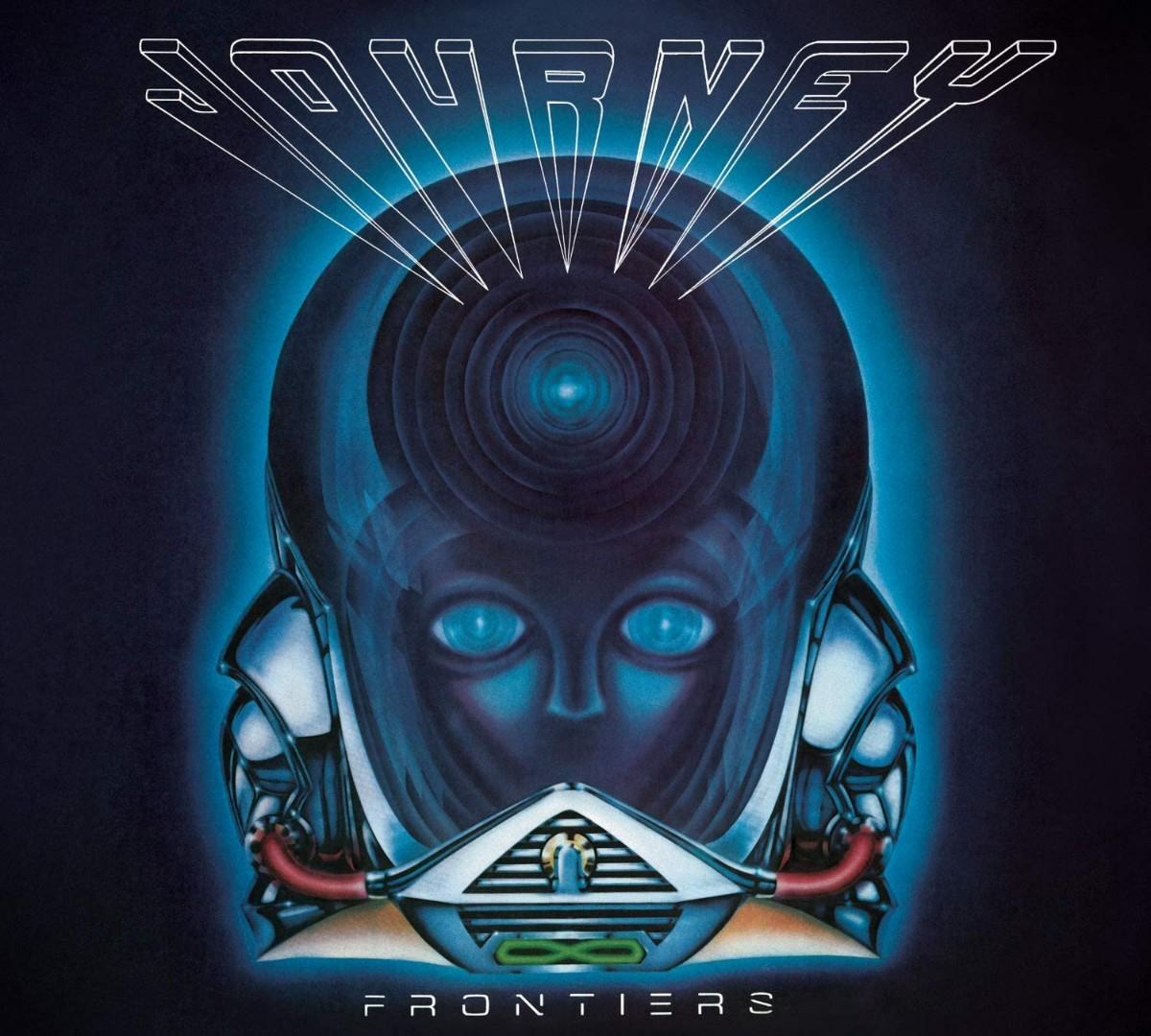 【CD】Journey / Frontiers