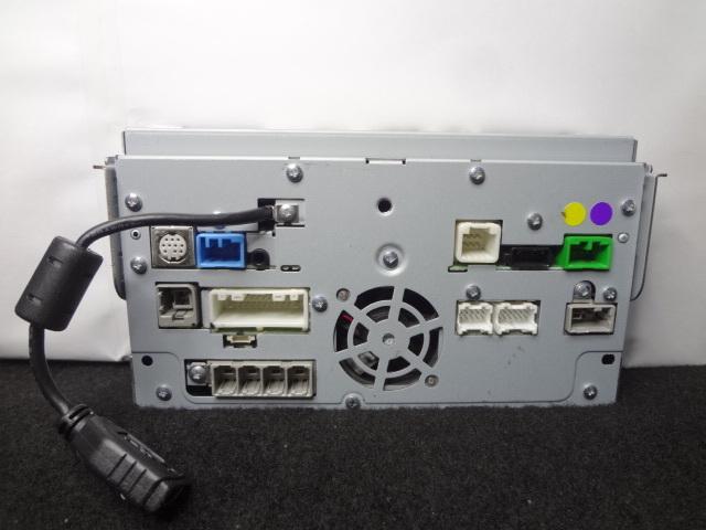 ◎日本全国送料無料 VW純正ワイドSDナビ J1KDC2A16 フルセグTV内蔵 DVDビデオ再生 Bluetooth対応 CD4000曲録音 保証付_画像9