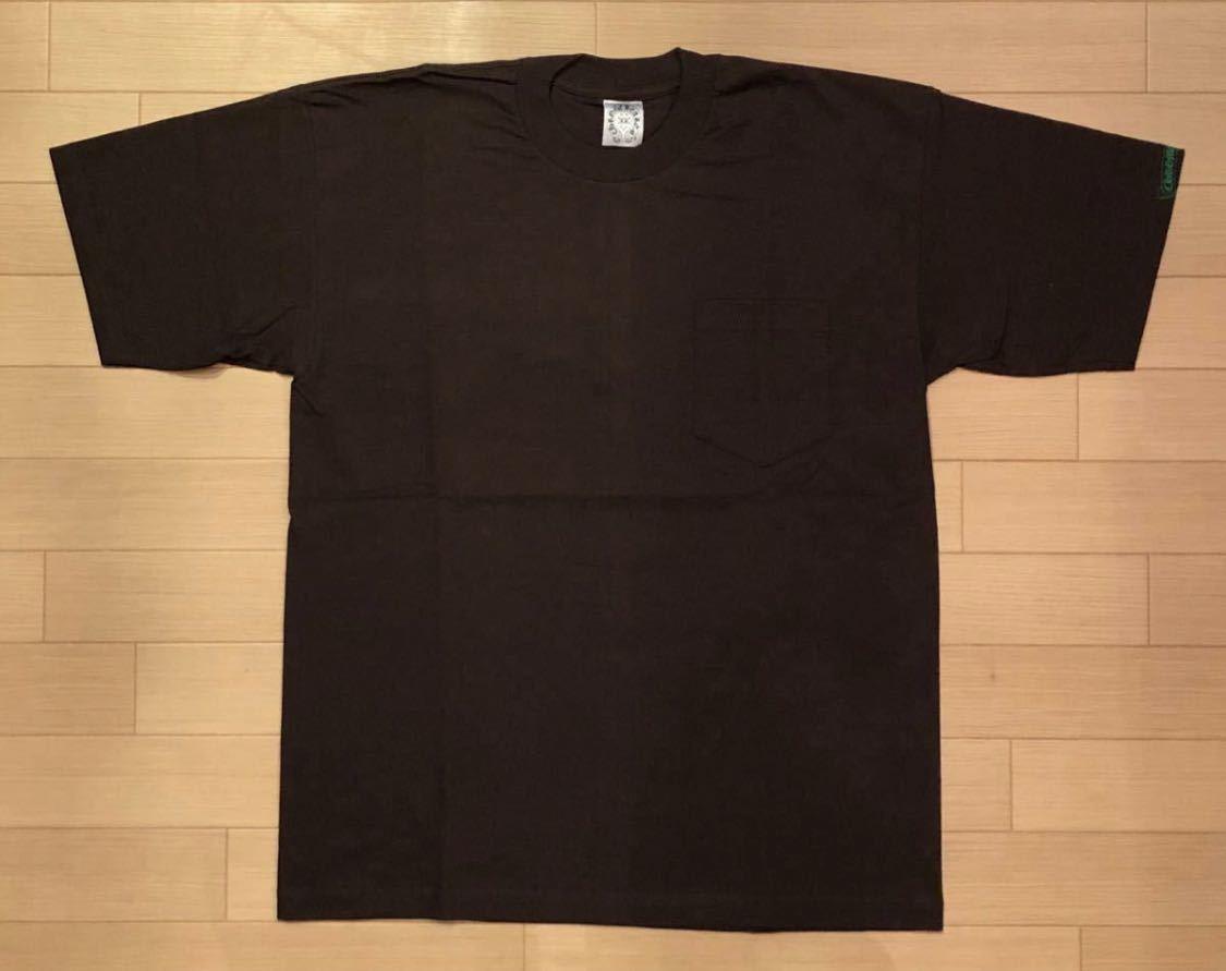 【L】レア 正規品 クロムハーツ インテレクチュアルギャラリー CHROME HEARTS Intellectual Gallery 限定 Tシャツ ポケT USA 5169_画像2