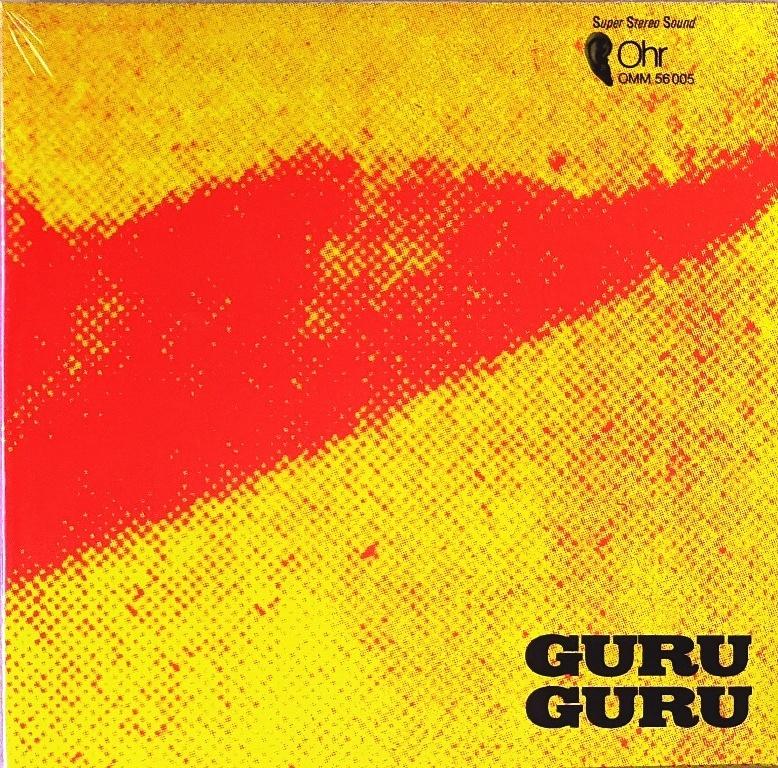 Guru Guru - UFO 250枚限定再発アナログ・レコード