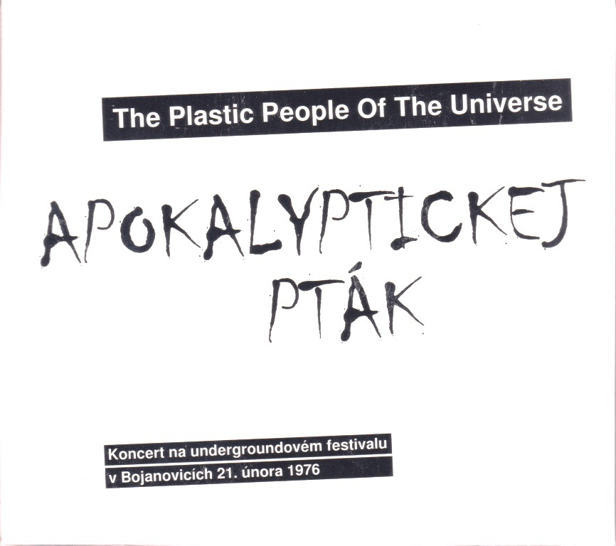 The Plastic People Of The Universe - Apokalyptickej Ptk CD