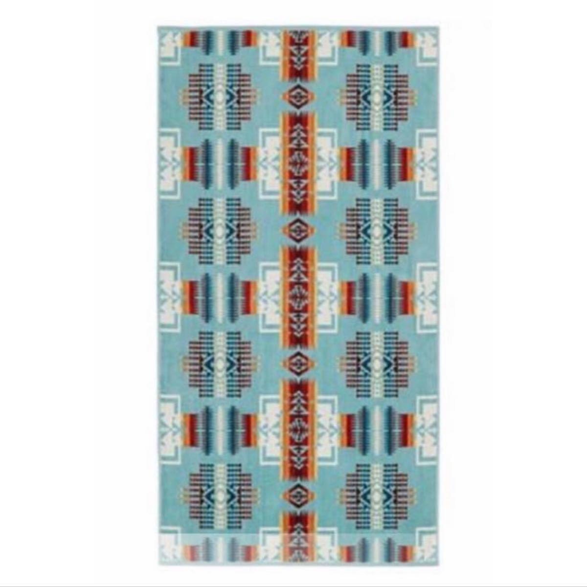 PENDLETON ペンドルトン オーバーサイズ ジャガード タオル XB233