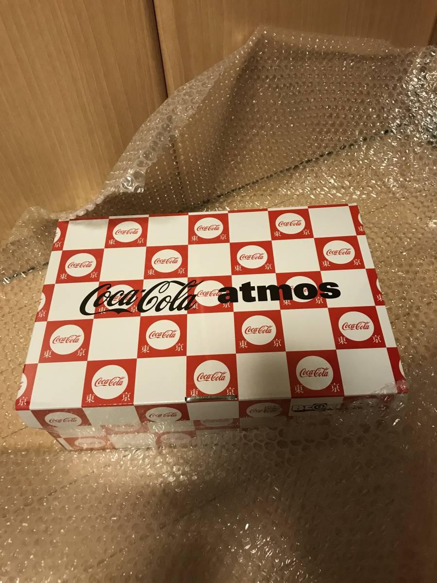 【新品未開封】BE@RBRICK atmos × Coca-Cola 100% & 400% TOKYO Ver. MEDICOM TOY メディコムトイ ベアブリック コカコーラ アトモス 東京_画像4