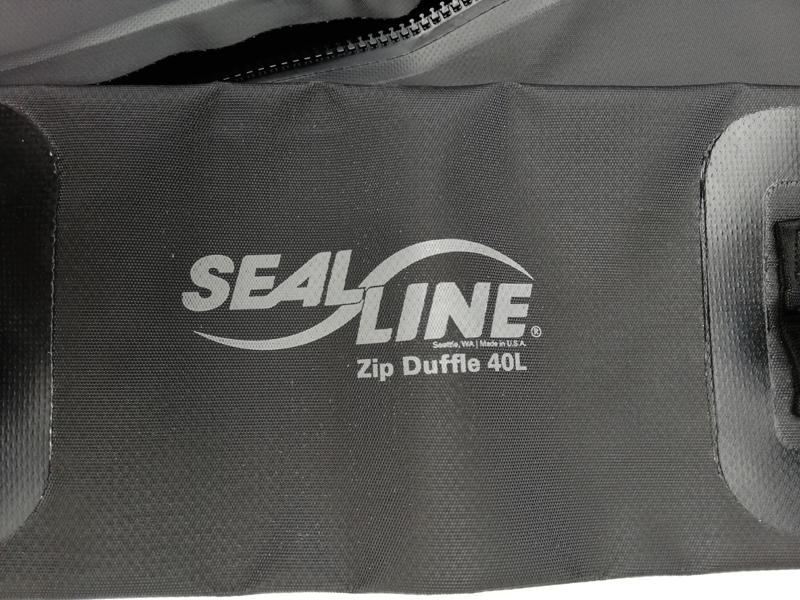実物 米軍放出品 SealLine ジップダッフル 75L ドライバッグ ダッフルバッグ     (seals devgru marsoc 9k03_画像3