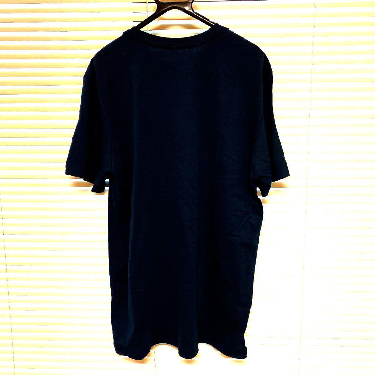 【最終値下げ】THE NORTH FACE  半袖Tシャツ ネイビー L
