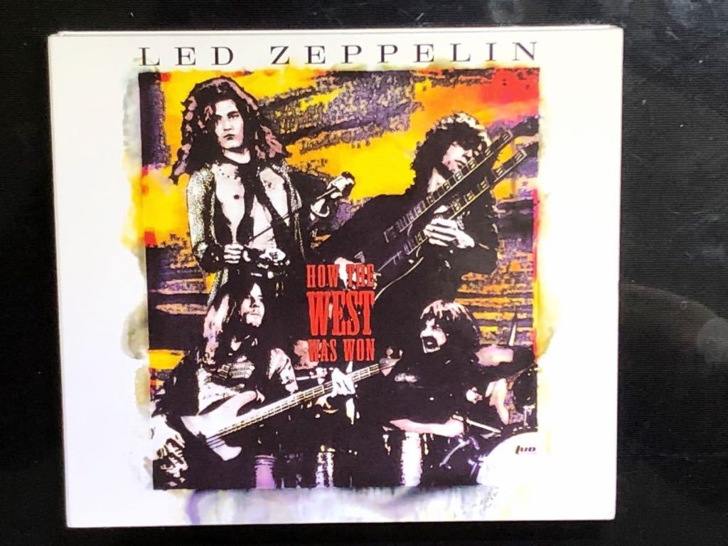 ※ LED ZEPPELIN ※ How the West Was Won ※ 輸入盤3CD_画像1