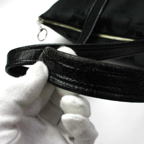 コーチ COACH ポピー シグネチャー トートバッグ 肩掛け ショルダーバッグ ハンドバッグ キャンバス ゴールド 13826 200915bu02