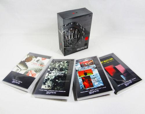 【匿名送料無料】即決新品 SOFT BALLET VISIONS 90/92/4DVD BOX/ソフトバレエ_画像3