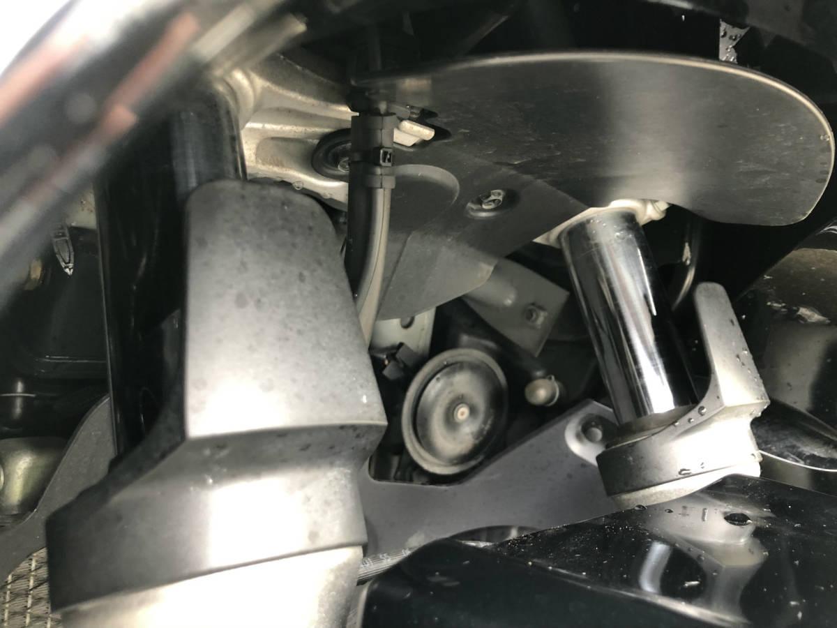 スカイウェイブ650LX CP52A ABS シートヒーター・グリップヒーター・電動スクリーン・ミラー格納 ・ETC (GooBike掲載中) 車検無 福岡より_画像7