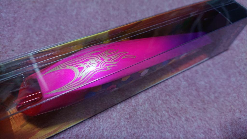 限定カラー ボーズレス ザビエル 170F ステンドグラス 新品 BOZLES Xavier ヒラマサ ブリ 青物 マグロ シイラ ダイビングポッパー ペンシル_画像3