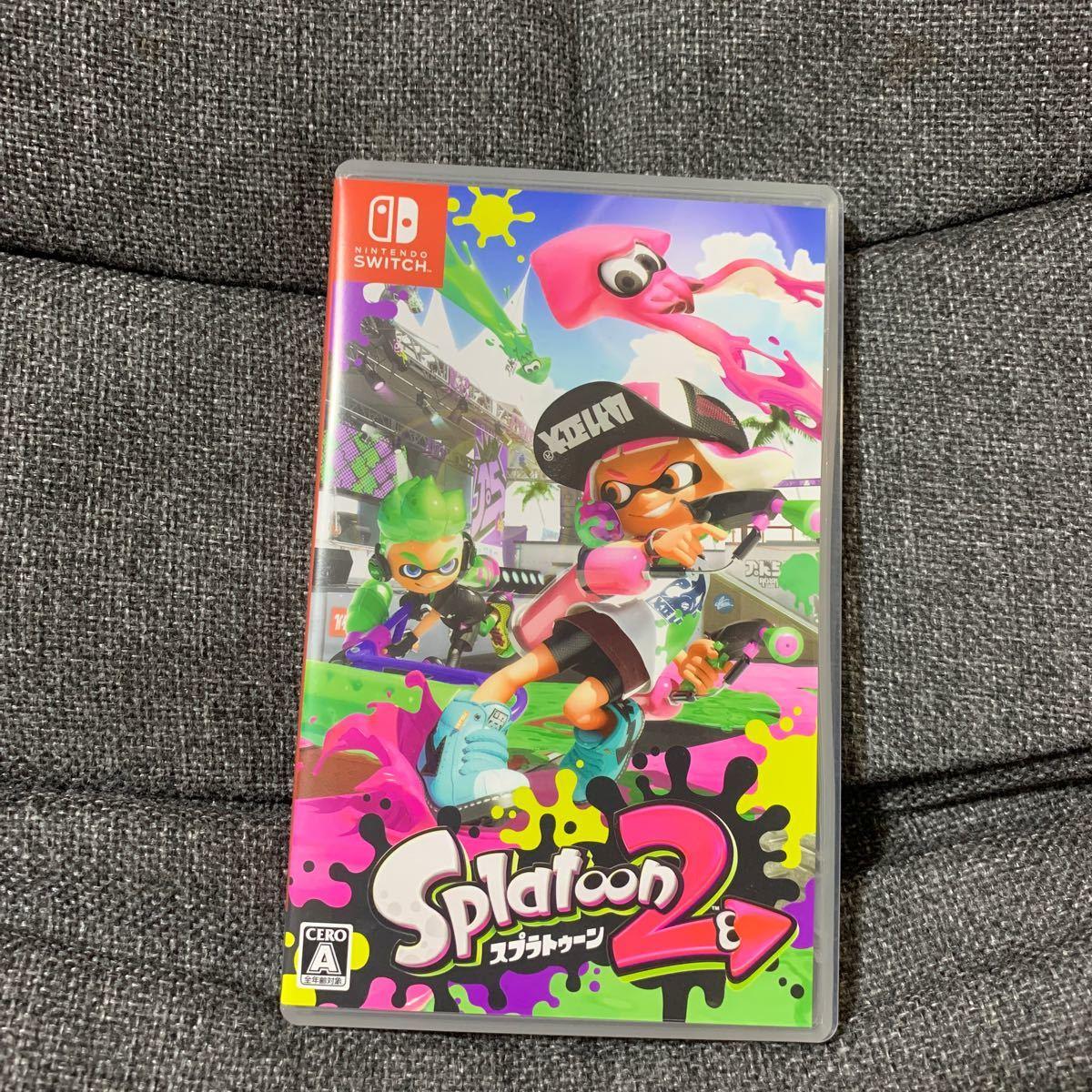 スプラトゥーン2 Nintendo Switch ソフト