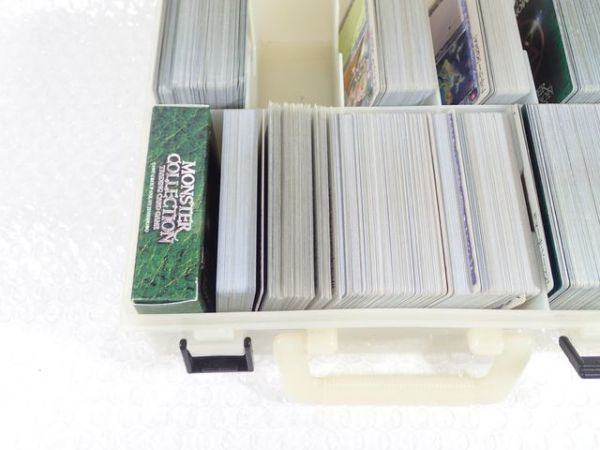 MQ101◆モンスターコレクション カードゲーム トレカ トレーディングカード 大量セット まとめ 未チェック TOG モンコレ 送:/80_画像4