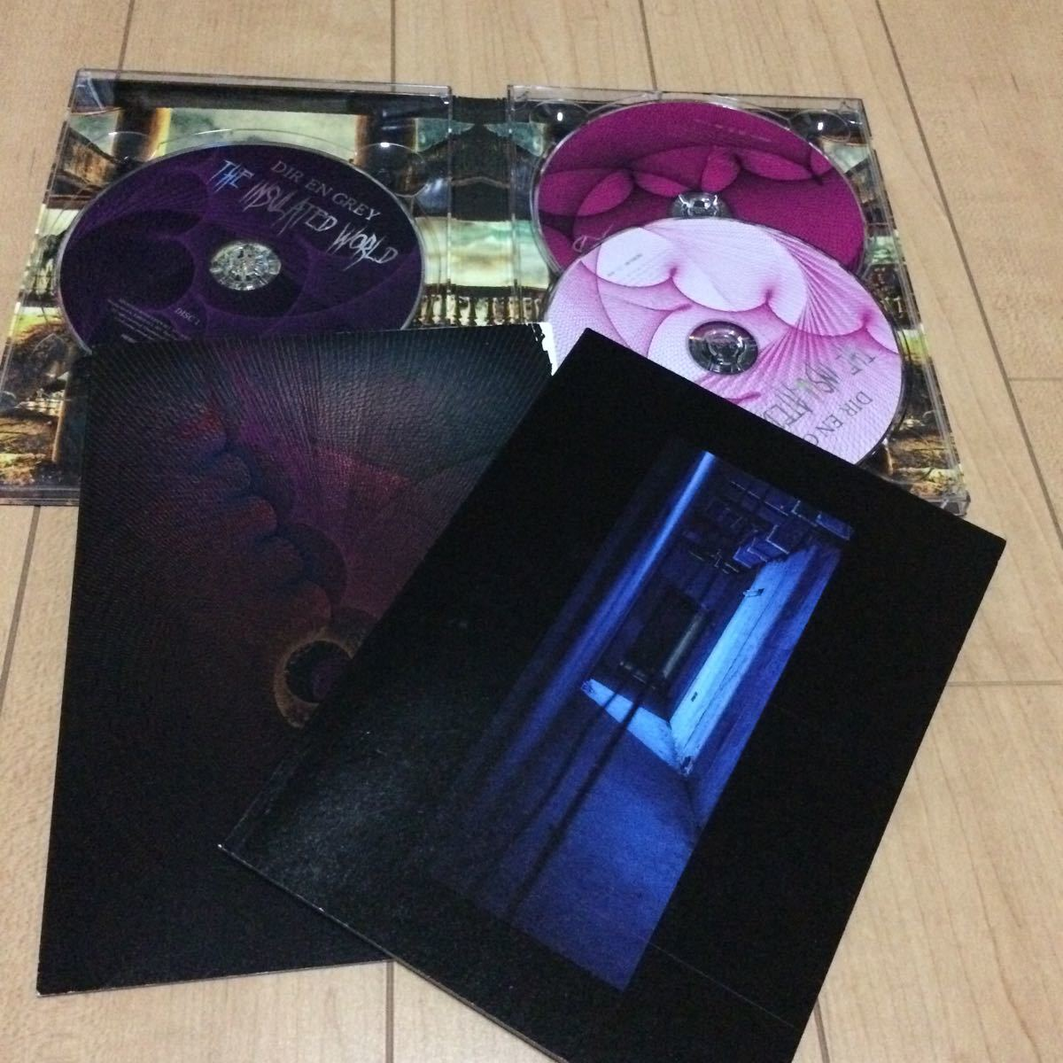 DIR EN GREY CD The Insulated World(完全生産限定盤)(Blu-spec CD2+CD+DVD) アルバム_画像3