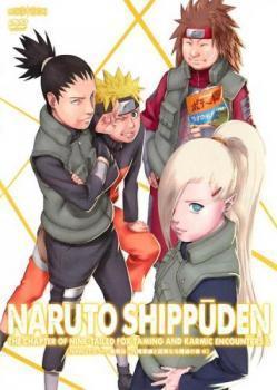 NARUTO Naruto Shippuden Kao Kao Kao's chapter 6 (Episode 491 to Episode 495) Rental Drop Used DVD