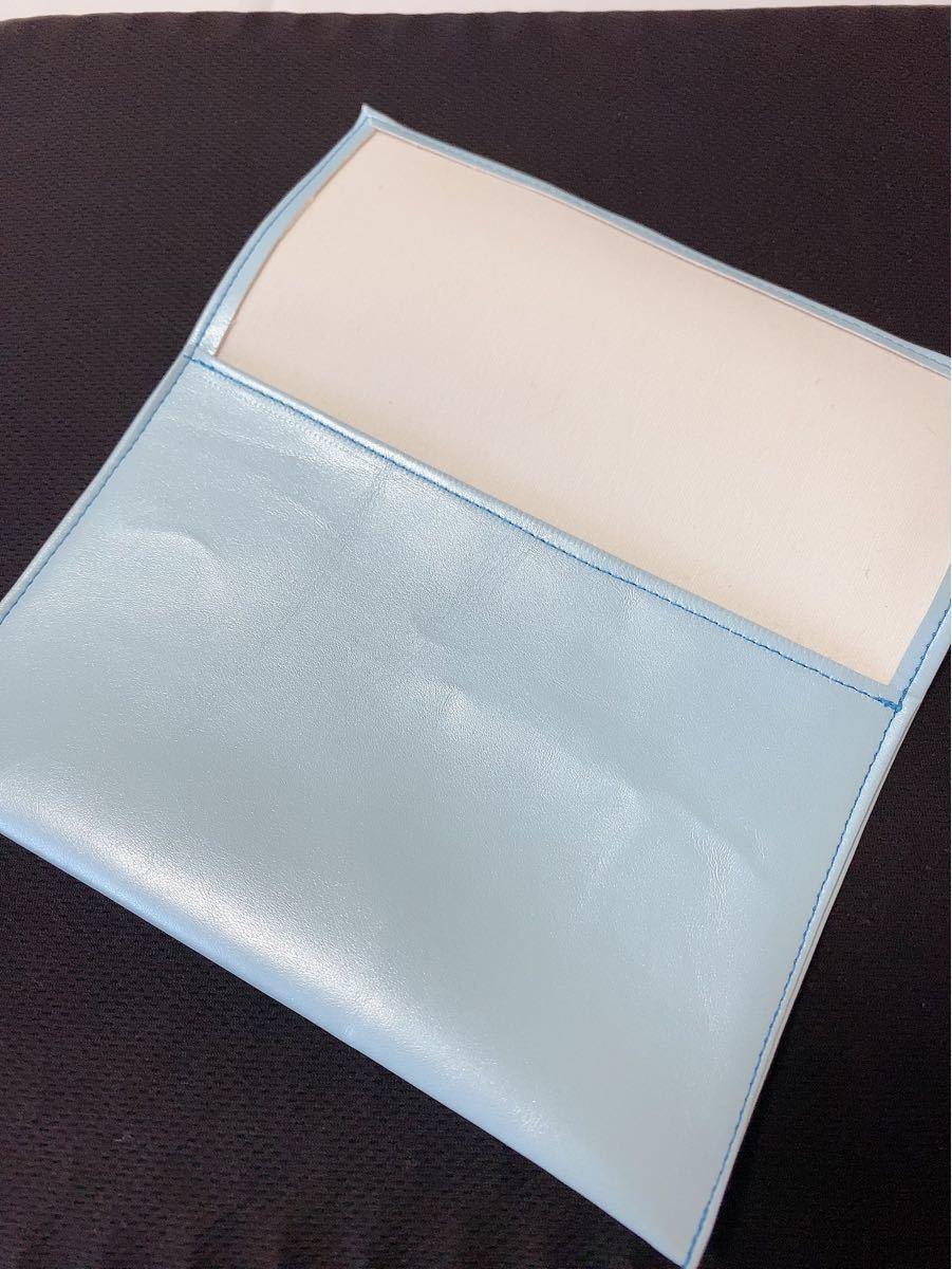 化粧ポーチ ポーチ 薄型 ハンドメイド