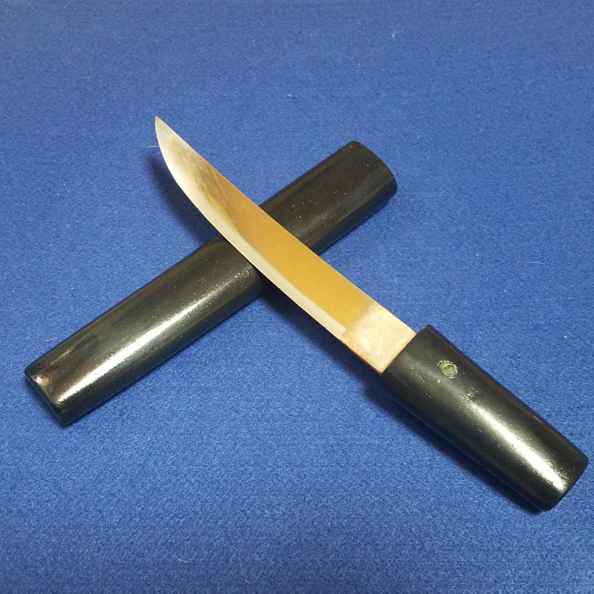 ■短刀■14.95cm■合法サイズ■日本刀、刀、刀剣、侍、武士、武具■a687_画像1