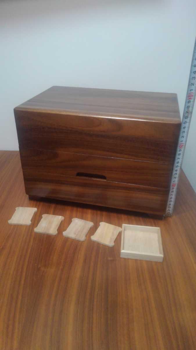 木箱 アンティーク 家具_画像2
