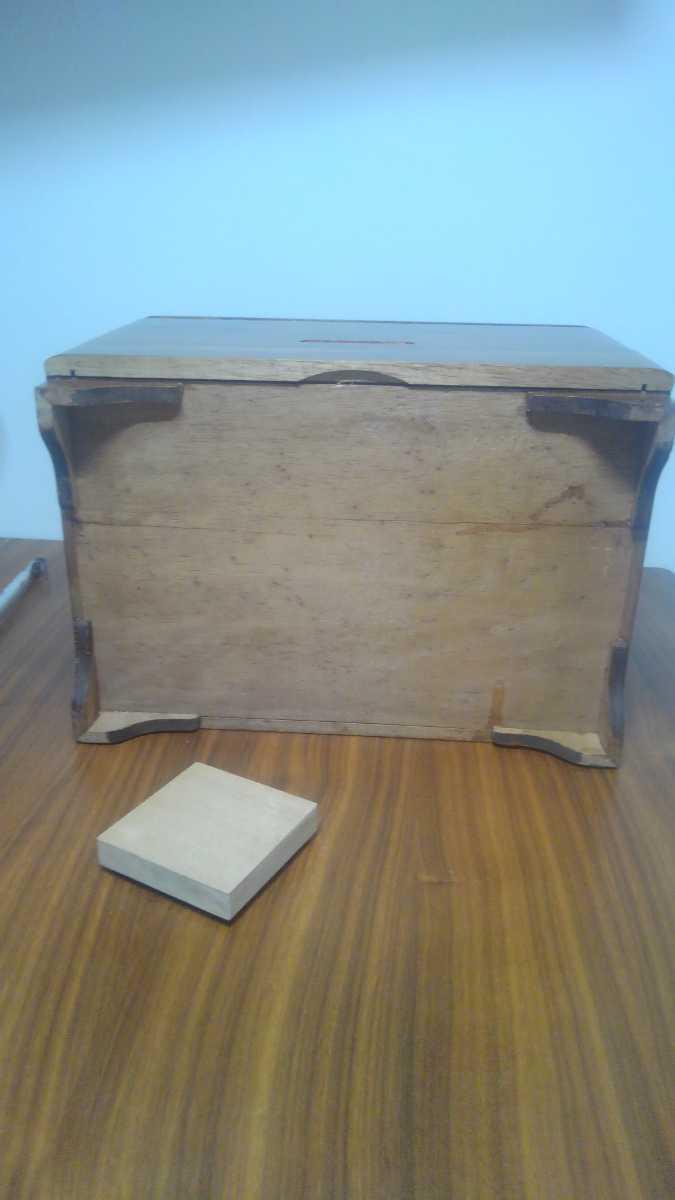 木箱 アンティーク 家具_画像8