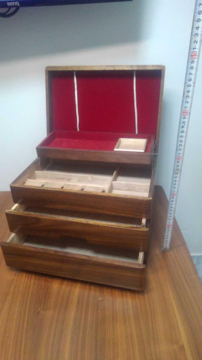 木箱 アンティーク 家具_画像1