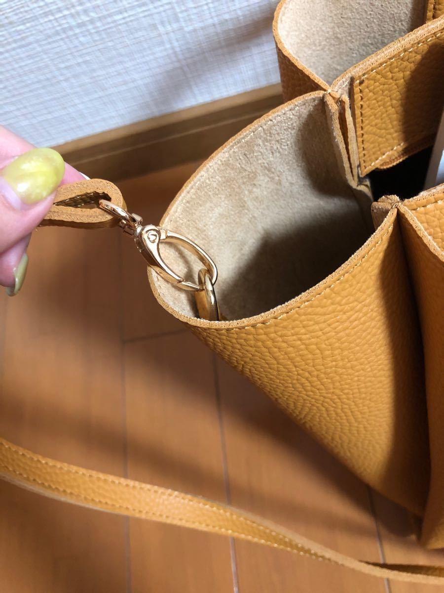 ほぼ新品 大容量バッグ
