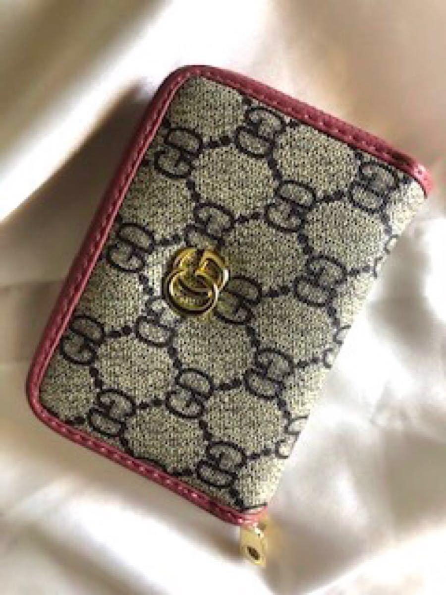 コインケース カードケース※ピンク