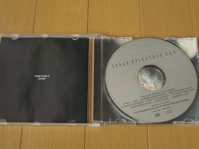 CD/Sarah Brightman / FLY Made In Germany