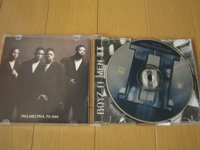 CD/BOYZ II MEN/ Ⅱ
