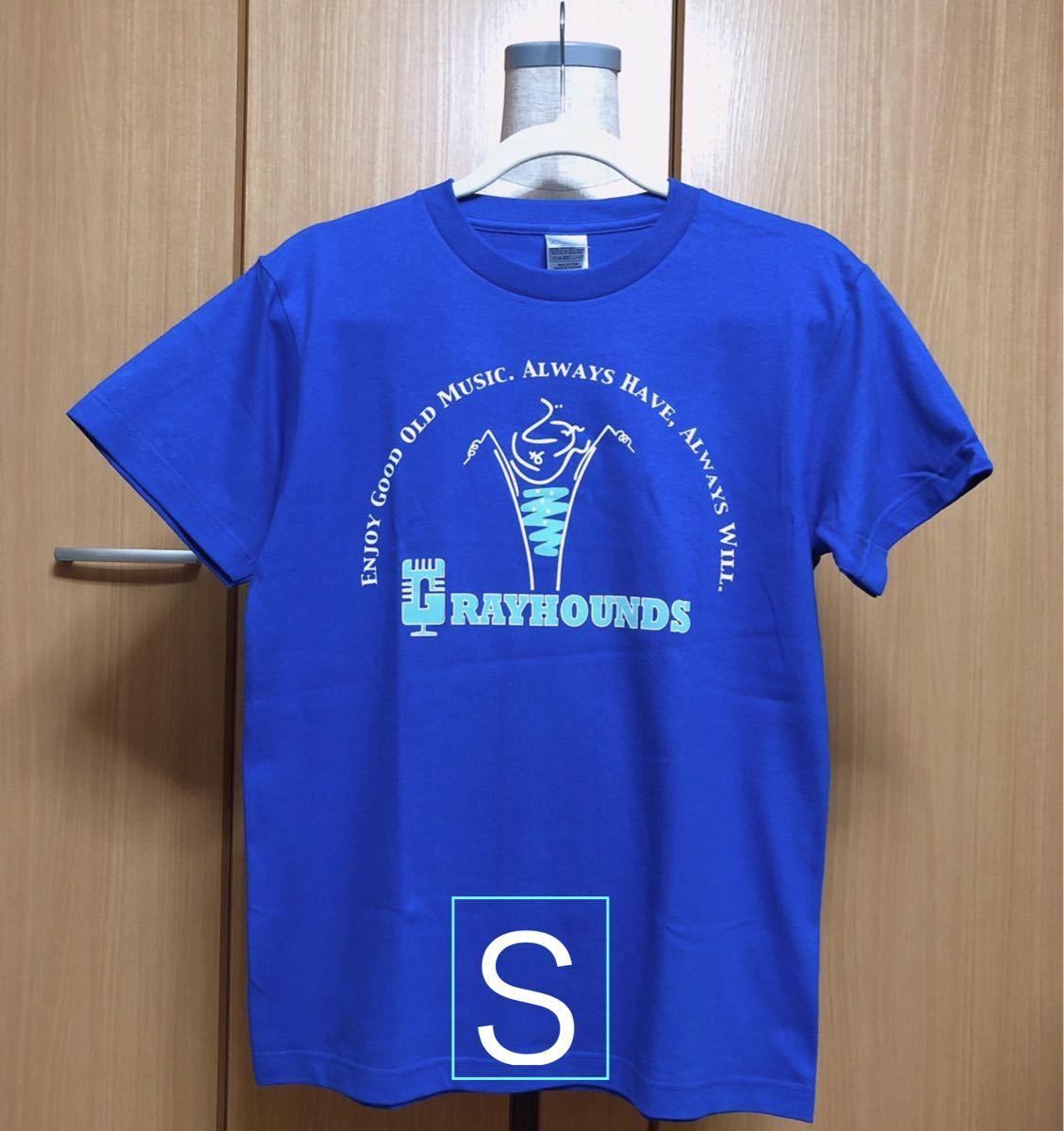 ブルーS 2020 グレイハウンズTシャツ(グレハンソーダ)