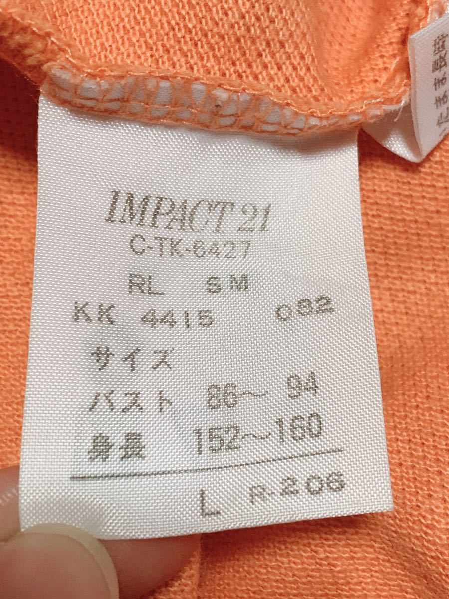 ☆ポロラルフローレン☆メンズ オレンジ ポロシャツ