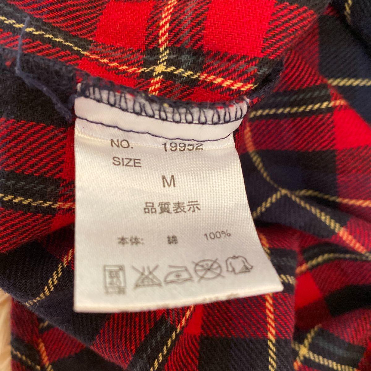 チェックシャツ 長袖シャツ 長袖 チェック チェック柄 ネルシャツ