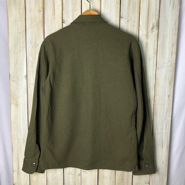 USA古着 米軍実物 70's(1978年)OG-108 フィールドウールシャツ SMALL ヴィンテージ USARMY 50's60's70's ミリタリー●66