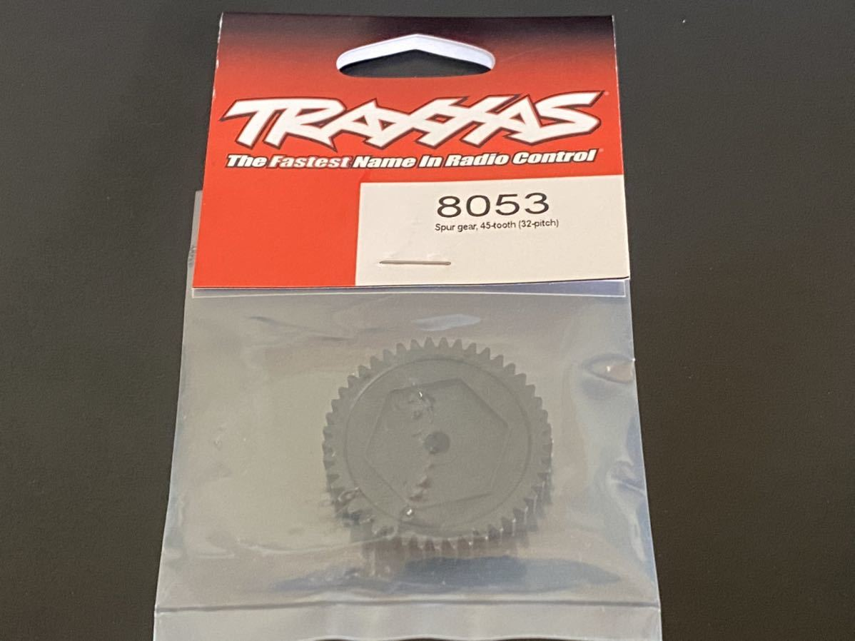 送料無料 トラクサス TRX4 純正スパーギア 45T スペアパーツ クローラー