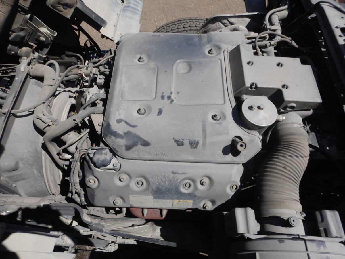 【CH15787】H14年 いすゞ ギガ カヤバ コンクリートミキサー車 実走24.8万km台 MT6速 最大積載量10000kg 税込!_画像10